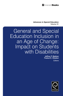 Inclusion and Students with Communication Impairments | Emerald Insight