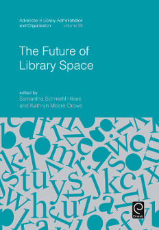 The Right Place at the Right Time: Creative Spaces in Libraries