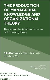 For Social Reflexivity in Organization and Management Theory
