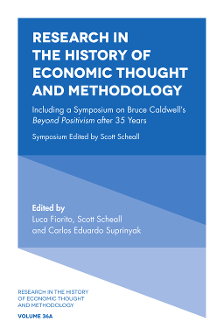 Recent Trends in Economic Methodology: A Literature Review