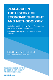 Samuelson Turnpike And Optimal Growth Theory 1940s 1960s Emerald Insight
