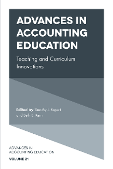 Active Learning Innovations In Introductory Financial Accounting