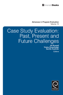 Case Study, Methodology and Educational Evaluation: A