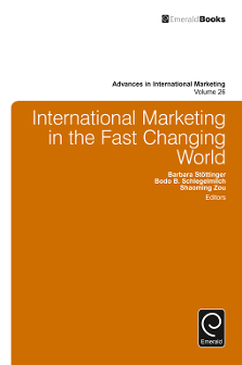 International Marketing in Multinational Company Subsidiaries in