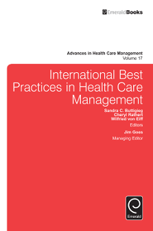 International Benchmarking and Best Practice Management: In