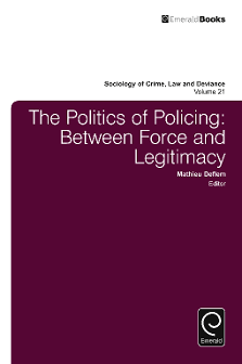 Enhancing Police Legitimacy by Promoting Safety Culture