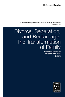 Consequences of Parental Divorce during the Transition to Adulthood