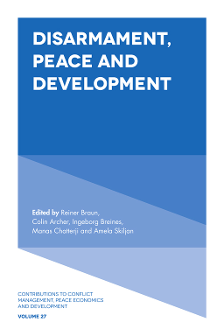 Disarmament for Sustainable Human Development: From a