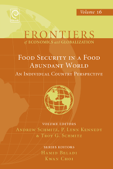 Food Security Policy at the Extreme of the Water-Energy-Food Nexus