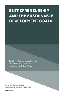 SDGs and Digital Financial Services (DFS) Entrepreneurship