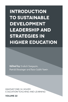 Learning For Uncertainty Higher Education And Sustainability Emerald Insight