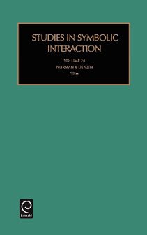 Cover of Studies in Symbolic Interaction