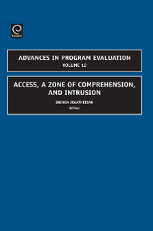 Cover of Access, a Zone of Comprehension, and Intrusion