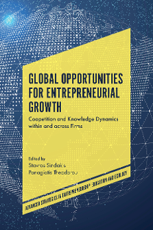 Cover of Global Opportunities for Entrepreneurial Growth: Coopetition and Knowledge Dynamics within and across Firms