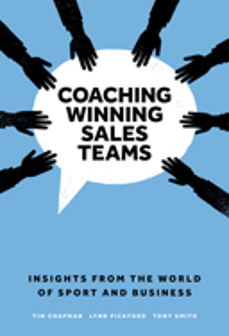 Cover of Coaching Winning Sales Teams