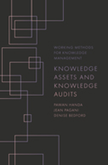 Cover of Knowledge Assets and Knowledge Audits