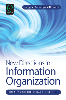 Cover of New Directions in Information Organization