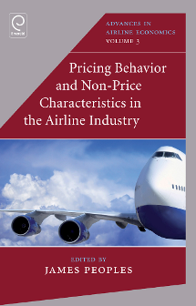 Cover of Pricing Behavior and Non-Price Characteristics in the Airline Industry
