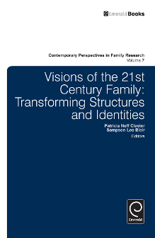 Cover of Contemporary Perspectives in Family Research