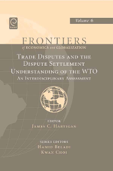Cover of Frontiers of Economics and Globalization