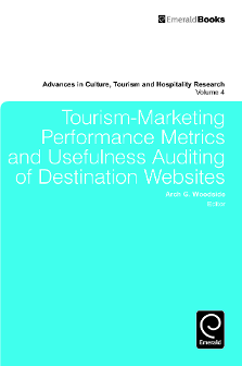 Cover of Advances in Culture, Tourism and Hospitality Research