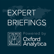 Expert Briefings Powered by Oxford Analytica